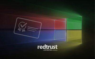 Solución a los problemas del certificado digital en Windows